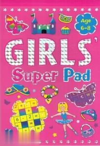 Girls Super Pad