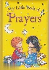 My Little Book Prayers