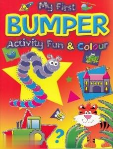My First Bumper Activity Fun & Colour