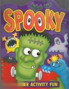 Spooky 1 Sticker Activity Fun