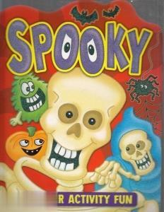 Spooky 2 Sticker Activity Fun