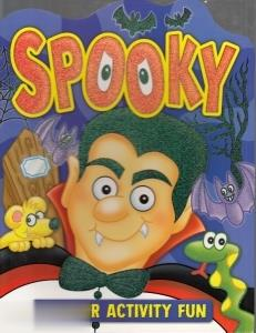 Spooky 3 Sticker Activity Fun