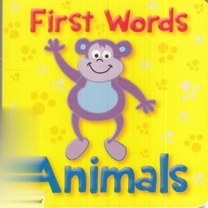 First Words Animals Book 2