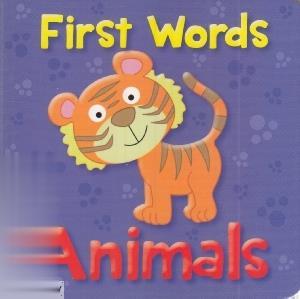 First Words Animals Book 4