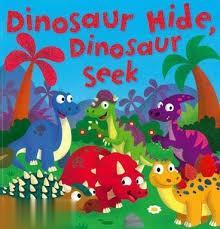 Dinosaur Hide Dinosaur Seek
