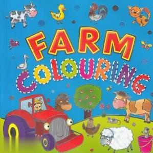 Farm Colouring 4513