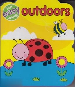First Easy Words Outdoors