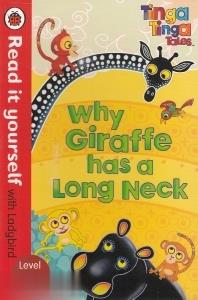 Why Giraffe Has a LOng Neck