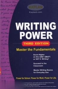 Writing Power Kaplan