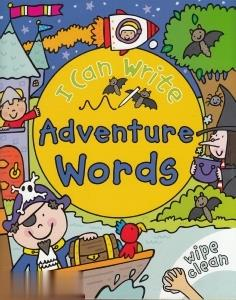 I Can Write Adventure Words