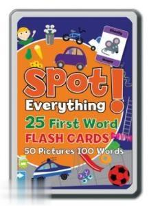 Spot Everything 25 First Word