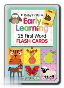Early Learning 25 First Word