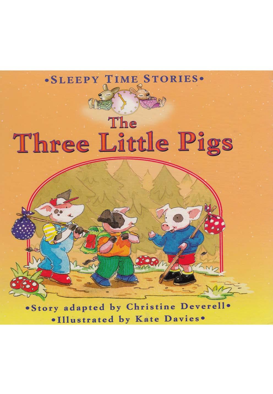 سه خوك كوچولو(انگليسي)شهرقلم #