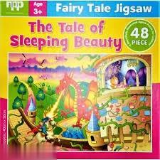 The Tale of Sleeping Beauty 48pcs 5039