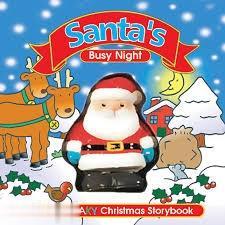 Santas Busy Night 7118