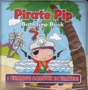 Pirate Pip Bathtime Book