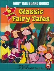 (Classic Fairy Tales (6 Books
