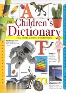 Childrens Dictionary 3000 Words Pictures and Definitions