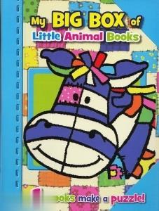 My Big Box of Little Animal Book