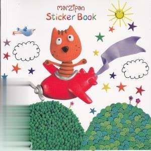 Marzipan Sticker Book