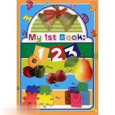 My 1st Book 1 2 3