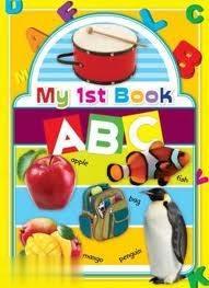 My 1st Book A B C