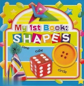 My 1st Book Shapes