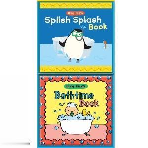Baby Firsts Bathtime Spish Splash Book