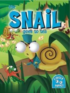Snail Goes to Tea