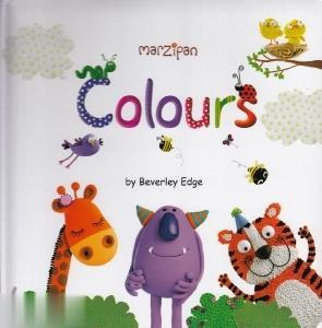 Marzipan Colours