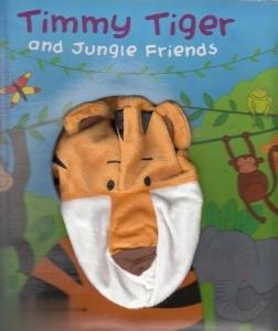 Timmy Tiger and Jungle Friends