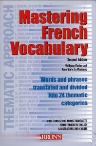 Mastering French Vocabulary Second Edition