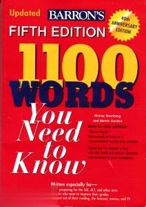 Words You Need to Know 1100 CD