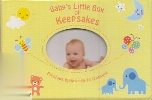 Babys Little Box of Keepsakes