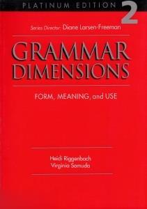 Grammar Dimension 2 SB WB