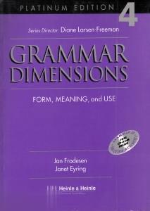 Grammar Dimension 4 SB WB