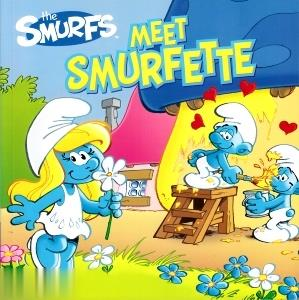 Smurfs Meet Smurfette