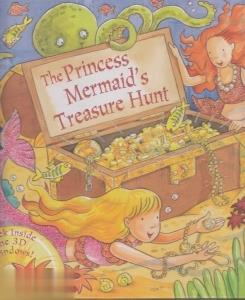 The Princess Mermaid's Treasure Hunt