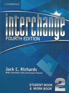 Interchange 2 SB WB CD (تك جلدي)
