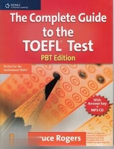 The Complete to the TOEFL Test PBT CD