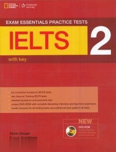 Exam Essentials Practice Tests IELTS 2 With Key DVD