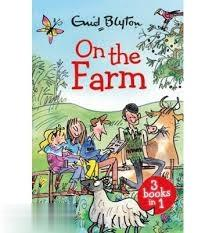 On the Farm 3 Books in 1