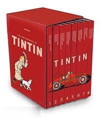 The Adventures of Tintin 8454