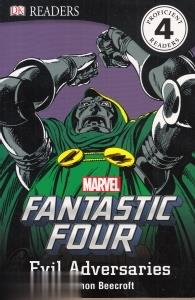 MARVEL FANTASTIC FOUR Evil Adversaries