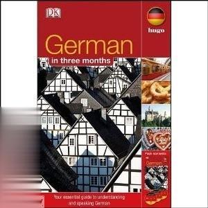 German in Three Months CD org