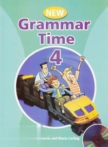 new grammar time 4 CD