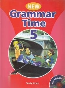 new grammar time 5 CD