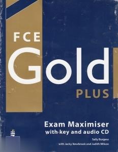 FCE Gold Plus WB CD