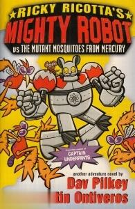 Mighty Robot us the Mutant Mosquitoes From Mercury