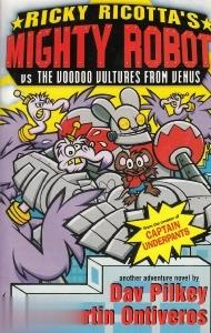 Mighty Robot vs the Voodoo Vultures from Venus